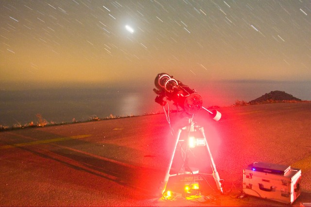 My astrophoto equipment, capturing Helix Nebula
