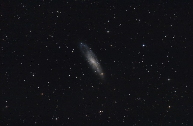 NGC247, ISO800, 41 x 5min