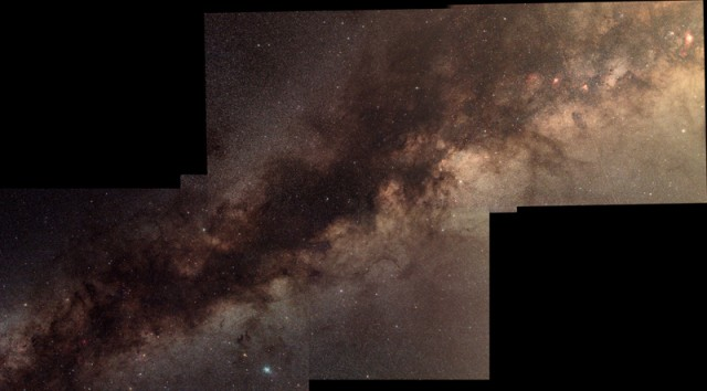 Milky Way from Aquila to Sagittarius